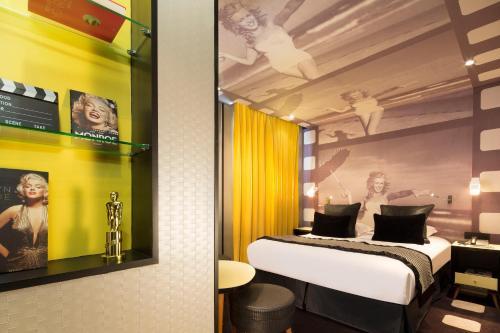 Platine Hotel - Hôtel - Paris