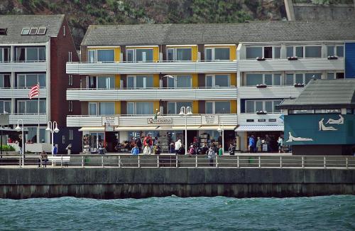 . Hotel Quisisana & Appartements Quisi
