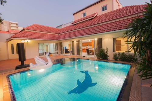 NTN Pratumnak Pool Villa NTN Pratumnak Pool Villa
