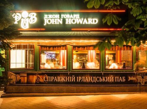 . John Howard Pub Central Apartment 2 room