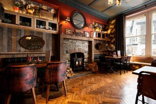 The Ambleside Inn, Ambleside