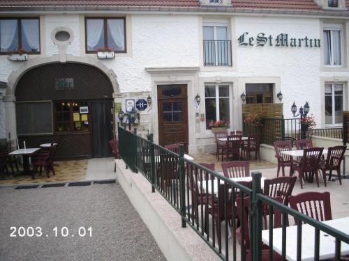 . Hotel Saint Martin