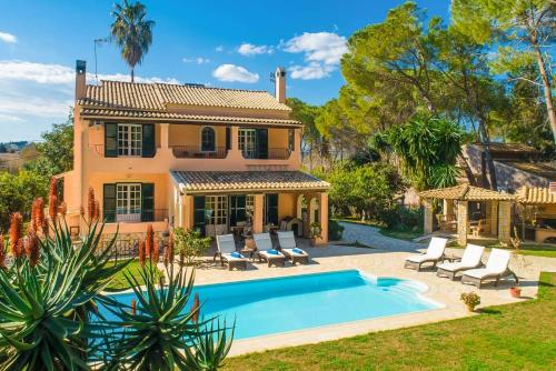 . Villa Durrell