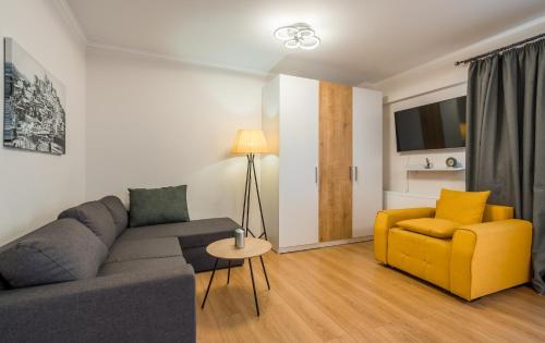 2-room Apartment GVC Vista Gudauri 17- Near Ski Lift - Hotel - Gudauri