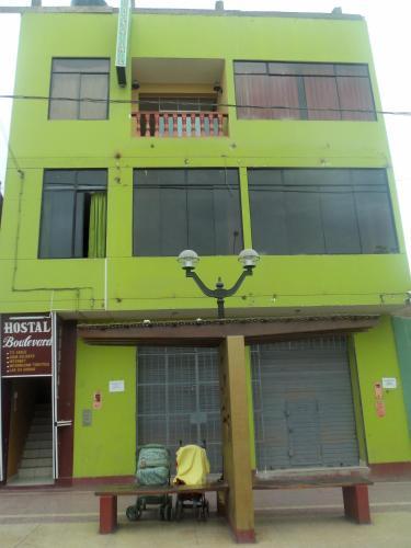 Фото отеля Hostal Boulevard