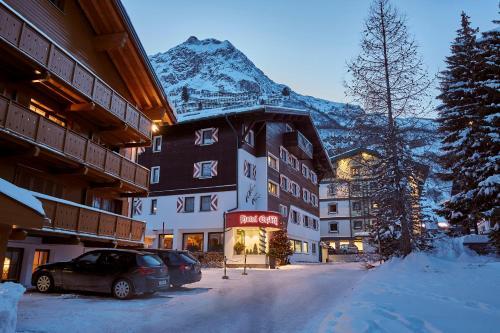 Hotel Erzberg - Zürs