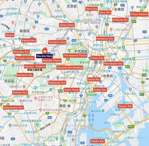 H2O Stay Shinjuku Matsumotokan #M302