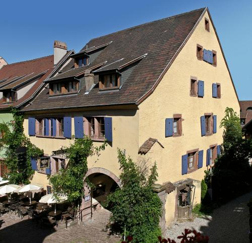 Accommodation in Riquewihr