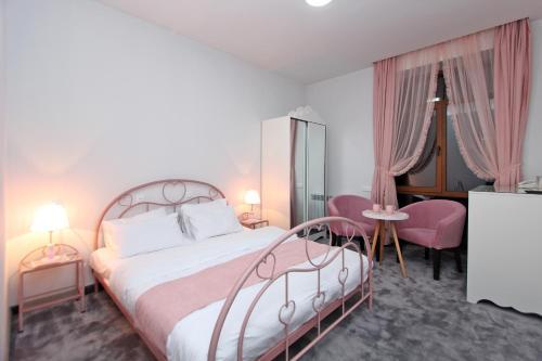 Elis Hotel In Tsaghkadzor