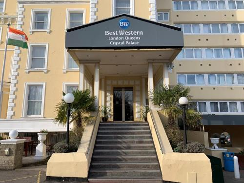 . Best Western London Queens Crystal Palace