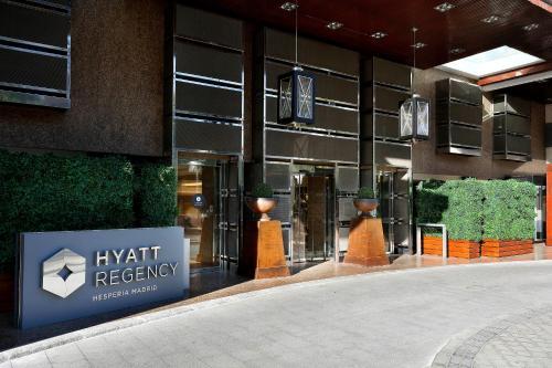 Hesperia Madrid Hotel   A Hyatt Affiliate, Madrid, Spain