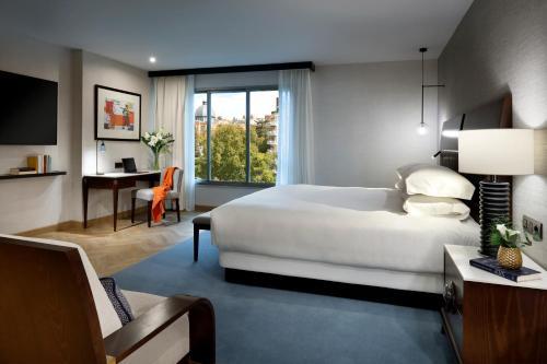 Hesperia Madrid Hotel - A Hyatt Affiliate - Photo 2 of 73