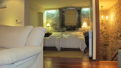 Suite con sauna Hotel & Spa El Privilegio 3