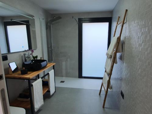 Superior Apartment - single occupancy Miradores do Sil Hotel Apartamento 7
