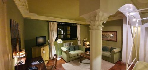 Habitación Doble con bañera de hidromasaje Casona Camino Real De Selores 7