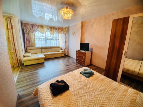 Апартаменты в центре Иркутска