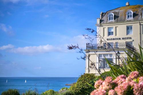 Fowey Harbour Hotel, Fowey, Cornwall