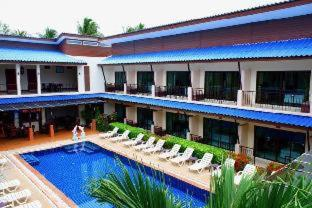 Standard Double or Twin Room with Pool Access