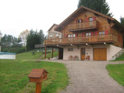 Accommodation in Le Tholy