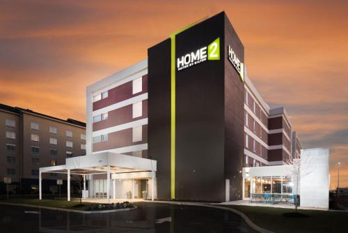 Home2 Suites By Hilton Newark Airport - Hotel - Newark