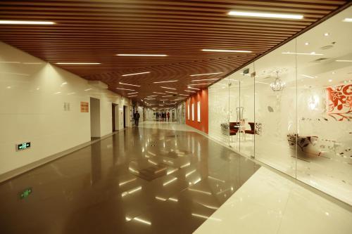 Yiyang City Center Apartment photo 22