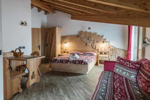 Accommodation in Giustino