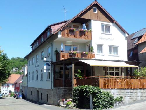 . Restaurant - Pension Herrgottstal