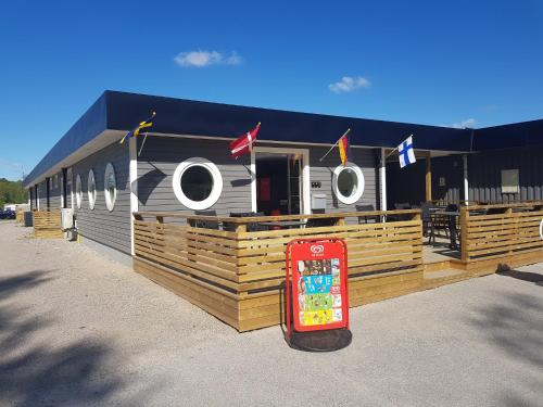 Hotel-overnachting met je hond in Halens Camping och Stugby - Olofström
