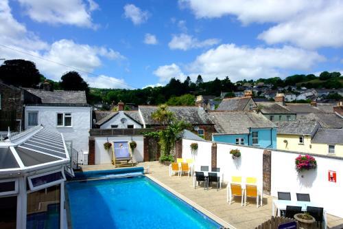 Best Western Fowey Valley, Lostwithiel, Cornwall