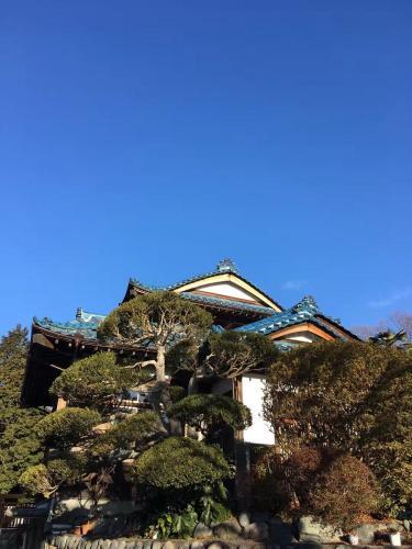 Kougetsu Sanso -- Moon Villa in Tokyo