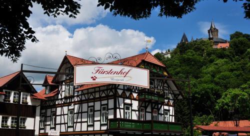 . Fürstenhof Wernigerode