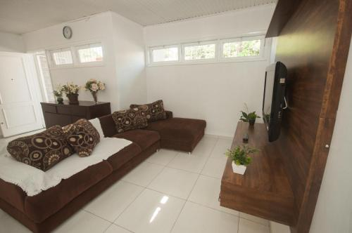 Casa no Bairro Vila A para suas férias na Terra das Cataratas! (Photo from Booking.com)