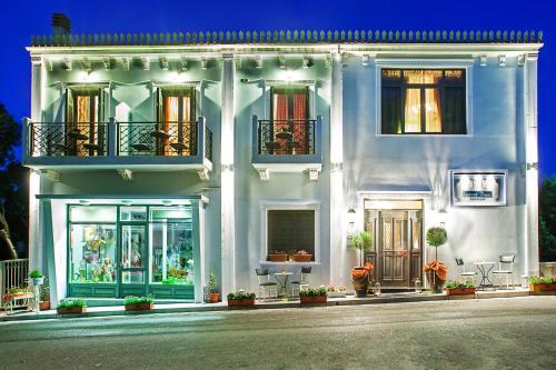. Archontiko Kymis Boutique Hotel
