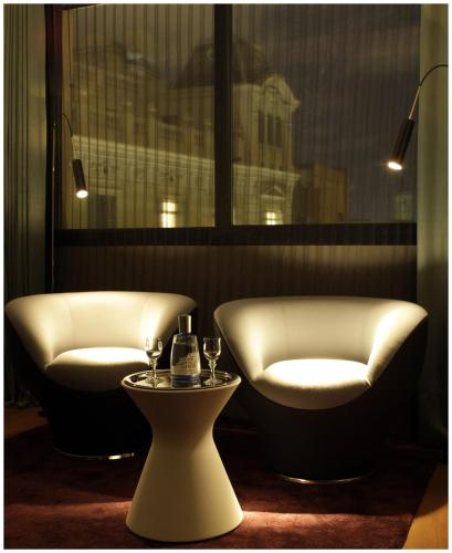Habitación Doble Deluxe (1-2 adultos) Ohla Barcelona 1