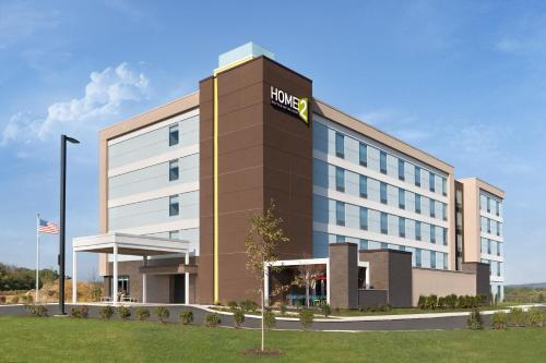 Home2 Suites By Hilton Harrisburg - Hotel