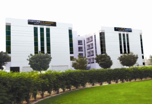 Fortune Classic Hotel Apartment, Al Qusais, Dubai