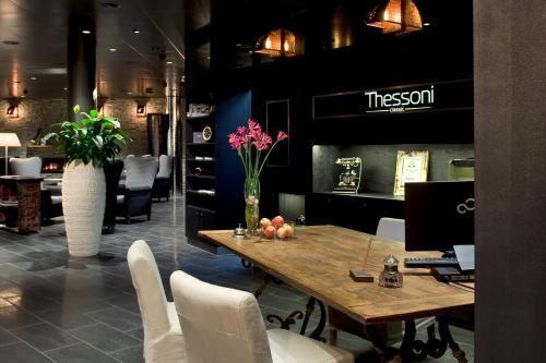 . Boutiquehotel ThessoniClassicZürich