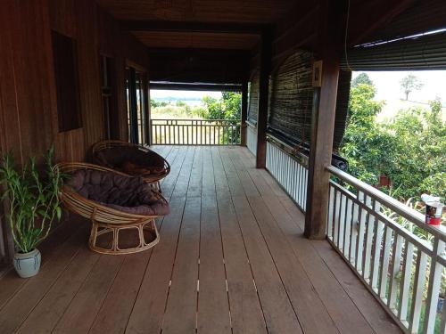 Hill Top Lodge, Svay Teab