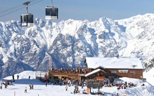 Apartment Le Jandri 4 Les Deux Alpes