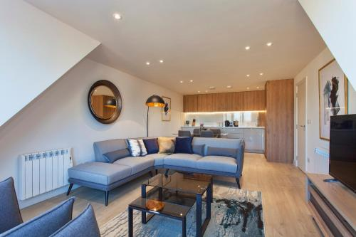 . Brixham Court Apartments by Charles Hope