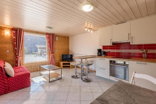 Appartement Lanfiam - Apartment - Saint Jean de Sixt