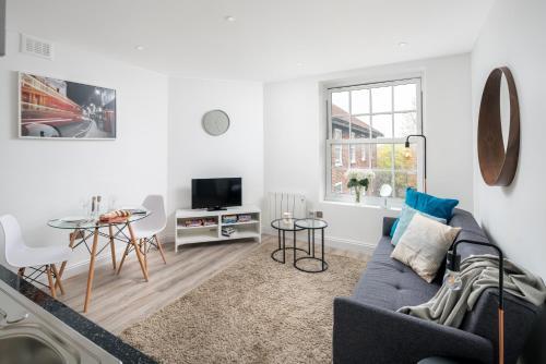 Skyline Serviced Apartments - Battersea Park