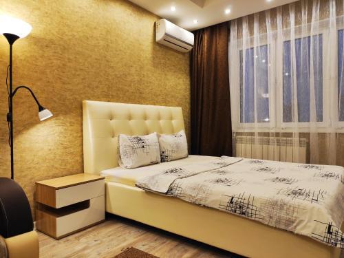 . Fresh Room: Апартаменты на Маршала Устинова