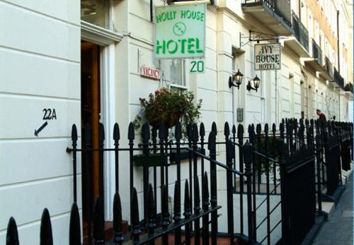 Holly House Hotel, Pimlico