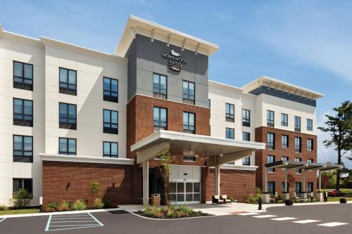 . Homewood Suites By Hilton Horsham Willow Grove