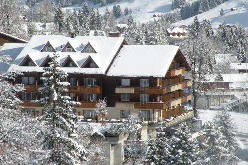 Accommodation in Adelboden