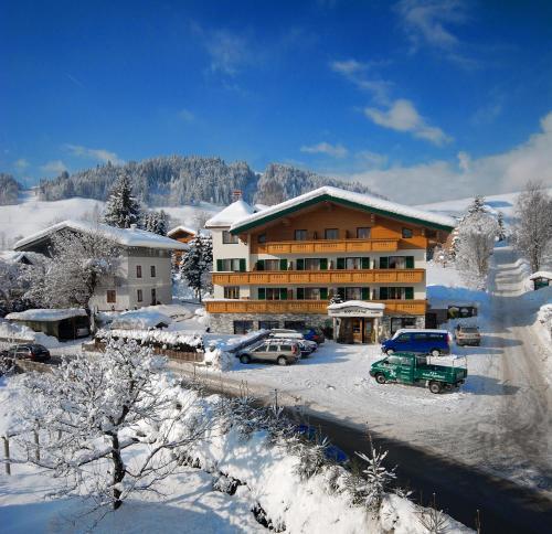 Hotel Garni Alpenland Altenmarkt