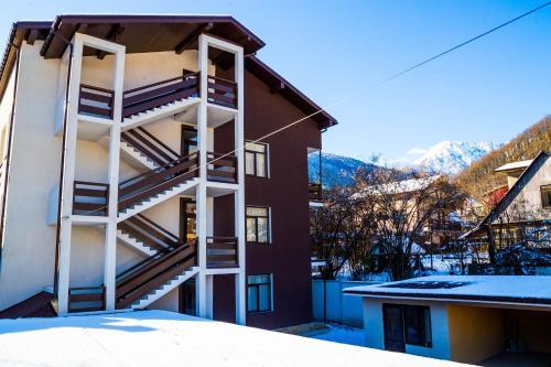 Blagodarny Krugly God Aparthotel - Accommodation - Krasnaya Polyana