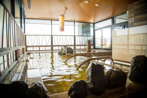 . La Vista Furano Hills Natural Hot Spring