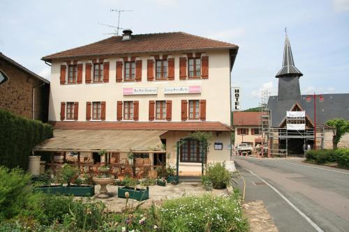 Accommodation in Saint-Martin-Terressus